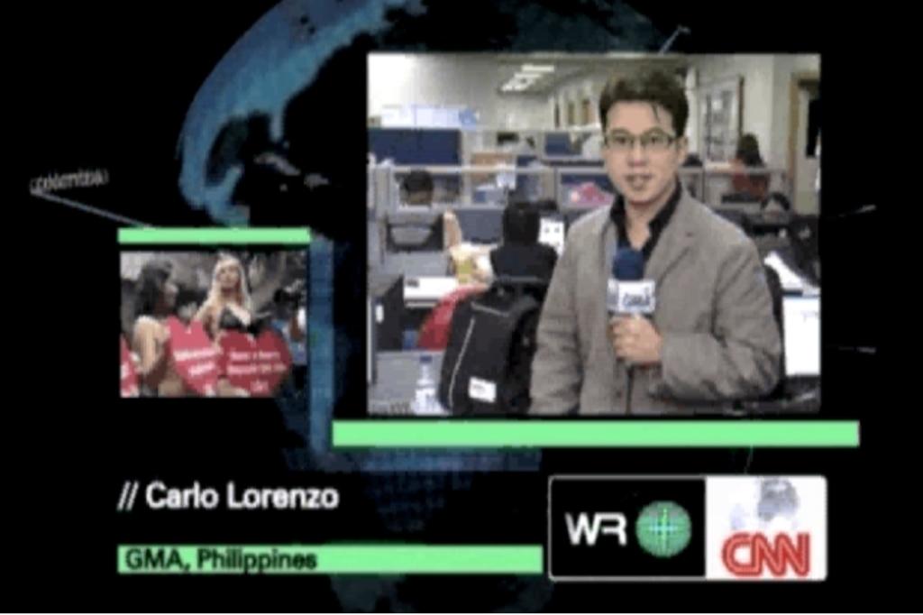 Carlo Lorenzo CNN