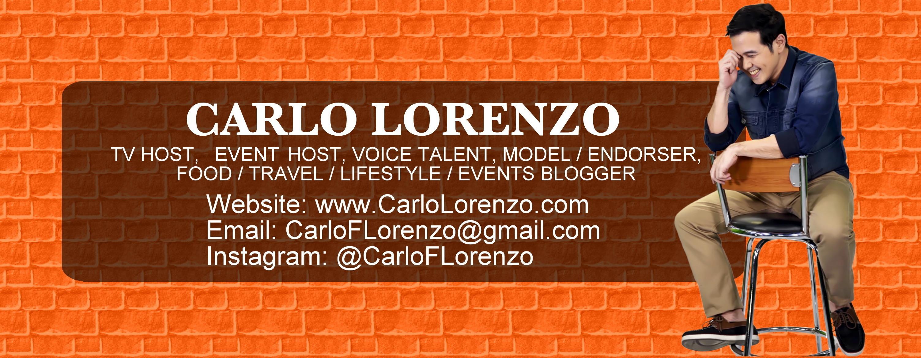 Resume – Carlo Lorenzo
